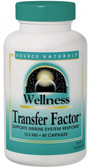 UK Buy Wellness Transfer Factor 12.5 mg 60 Caps, Source Naturals, Immune