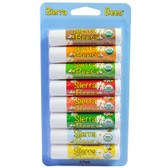 Buy Organic Lip Balms Variety Pack 8 Pack Sierra Bees Online, UK Delivery, Organic Lip Balms Sierra Bees