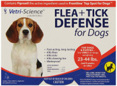 Buy Flea + Tick Defense for Dogs 23-44 lb. 3 Applicators 0.045 oz Each 21st Century Health Care Online, UK Delivery, Pet Supplements For Pets Dogs