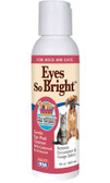 Buy Dog & Cats Eyes so Bright Gentle Eye Wash Cleanser 4 oz (118.3 ml) Ark Naturals Online, UK Delivery