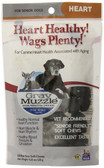 Gray Muzzle Healthy Wags Plenty Senior Dogs 60 Bite Soft Chews 4.23 oz, UK Store, Pets