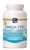 Omega-3 Pet sGels for Dogs 180 sGels Nordic Naturals, UK Store