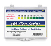 Buy pH Test Strips 100Strips Vaxa International Online, UK Delivery, Home Test Kits