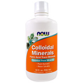 Buy UK Colloidal Minerals Original 32 oz, Now Foods Minerals
