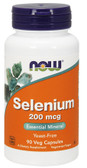 Selenium 200 mcg 90 vCaps Now Foods