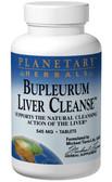 Bupleurum Liver Cleanse 545 mg 72 Tabs, Planetary Detox