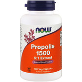 Buy UK Propolis 1500, 300mg, 100 Caps, Now Foods