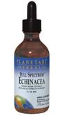 Echinacea Full Spectrum 2 oz, Planetary, Immune Support