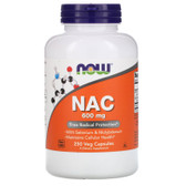 UK Buy NAC-Acetyl Cysteine 600 mg, 250 Caps, Now Foods