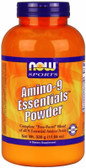 Buy UK Amino-9 Essentials 330 g Now Foods, All 9 Essential Amino Acids