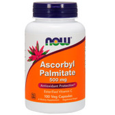 Ascorbyl Palmitate 500 mg 100 Caps, Now Foods