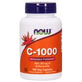 UK Buy Vitamin C-1000, 100 Caps, Now Foods