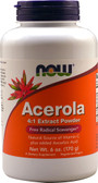 UK Buy Acerola Extract 6 oz, Now Foods