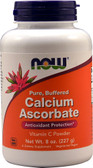 UK Buy Calcium Ascorbate, 8 oz, Now Foods