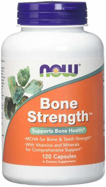 Now Foods Bone Strength 120 Caps, Bone & Teeth Health