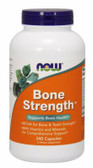 UK Buy Bone Strength 240 Caps Now Foods