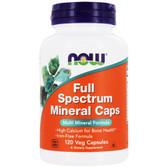 UK buy Full Spectrum Mineral, 120 Caps, Now Foods