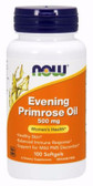 Evening Primrose 500 mg 100 Softgels, Now Foods