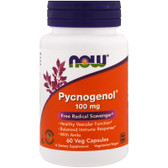 UK Buy Pycnogenol 100 mg, 60 Caps, Now Foods