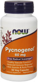 UK Buy Pycnogenol 60 mg, 50 Caps, Now Foods