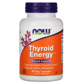 Thyroid Energy, 90 Caps, Now Foods
