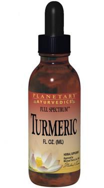 UK Buy Planetary Ayurvedics Turmeric Full Spectrum, 1 oz, Planetary
