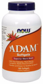 Buy Adam Male Multi-Vitamins 180 Softgels Now Foods