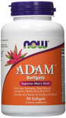 Buy Adam Male Multivitamins, 90 Softgels, Now Foods