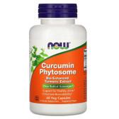 UK Buy  Now Foods, Bio-Curcumin Phytosome Meriva, 500 mg, 60 Caps, Turmeric