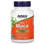 UK Buy Maca 750 mg 90 Caps, Now Foods