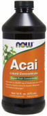 Buy Acai Concentrate 16 oz, Now Foods, Antioxidant, Immune