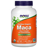 UK Buy Now Foods 100% Pure Organic Maca 6:1 Concentrate, 7 oz
