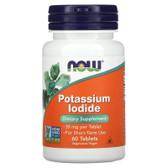 UK Buy Now Foods Potassium Iodide, 30 mg, 60 Tabs