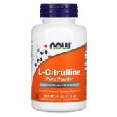 L-Citrulline Pure Powder 4oz (113 g), Now Foods