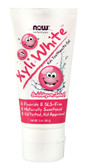Buy UK Xyli-White Kids Toothpaste Gel Bubblegum Splash 3 oz (85 g), Now Foods