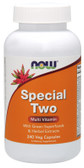 Special Two Multi Vitamin 240 VCaps, Now Foods