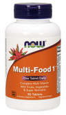 Multi-Food 1 90 Tabs, Now Foods
