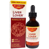 Buy UK Bioray, Liver Lover, Revitalizing Liver Tonic, 2 fl oz
