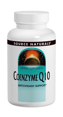 UK Buy Coenzyme Q10 75 mg, 120 Caps, Source Naturals