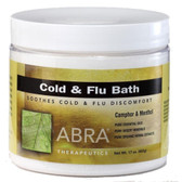UK buy Cold and Flu Bath Camphor & Menthol 17 oz, Abra