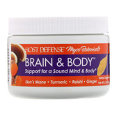 UK Myco Botanicals, Brain & Body, 3.5 oz, Fungi Perfecti