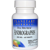 UK Buy Andrographis 400 mg, 60 Tabs, Planetary, Immune