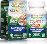 UK Buy Stamets 7, Daily Immune, 30 Caps, Cordyceps, Maitake, Fungi Perfecti