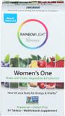 UK Buy Women's One Multivitamin, 30 Tabs, Rainbow Light