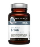 Kinoko Platinum AHCC, 750 mg, 30 Caps, Quality of Life