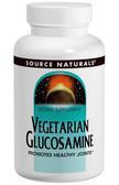 Vegetarian Glucosamine 750 mg 120 Tabs, Source Naturals