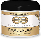 UK Buy Skin Eternal DMAE Cream, 2 oz, Cream, Source Naturals