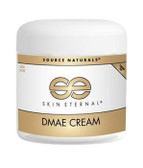 Skin Eternal DMAE Cream 4 oz Cream, Source Naturals