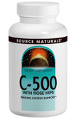 Vitamin C-500 500 mg 100 Tabs Source Naturals, Immune Support