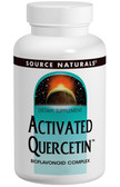 Activated Quercetin 100 Caps, Source Naturals, Bioflavonoid Complex